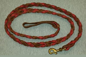 6' Braided Leash